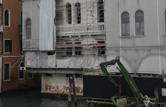 04. Fondaco dei Tedeschi building, Venice (Italy)